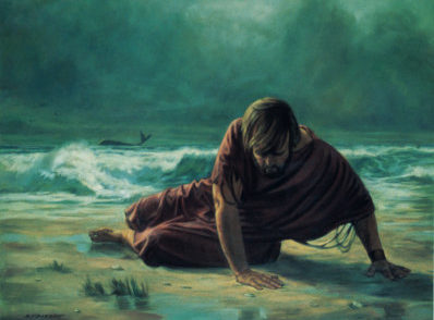 Jonah Revisited - Jonah 2 (1st Advent) - JR02