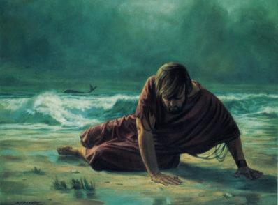 Jonah Revisited - Jonah 2 (1st Advent) - JR02