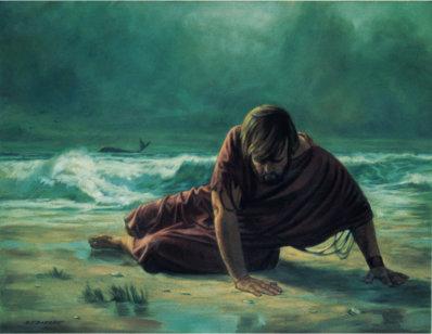 Jonah Revisited - Jonah 4 (3rd Advent) - JR04