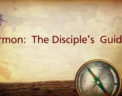Proverbs 3 - The Disciple's Guide - SM24