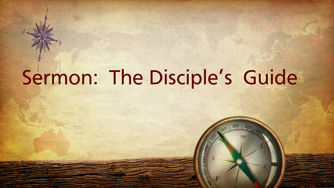 Proverbs 3 - The Disciple's Guide - SM24
