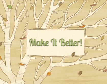 Make It Better - SU214