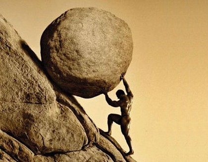 Sisyphus and the One Name