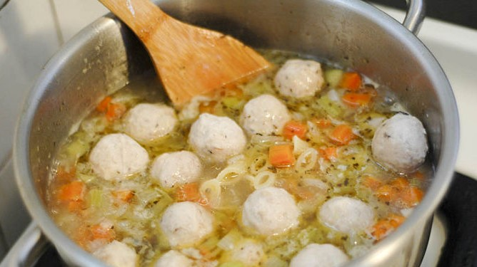 Despite What You've Heard, Mothball Soup is Bad For You!