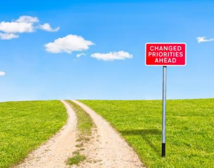 Changed Priorities Ahead - SB47