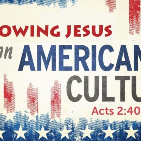 Ark Building Days - Following Jesus in American Culture - SU221