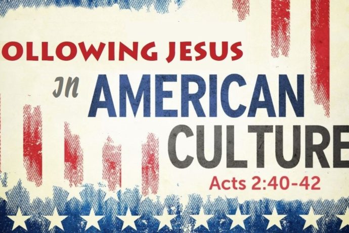 Ark Building Days - Following Jesus in American Culture - SU221