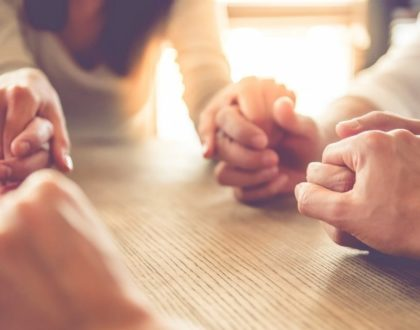 Praying Together as a Body
