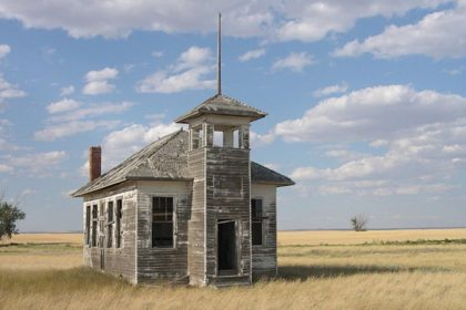 Sojourns in Solitude: The Disciples' Schoolhouse