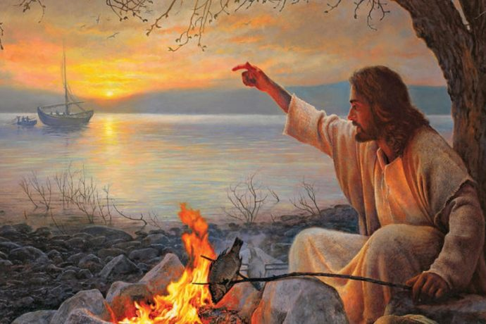 Breakfast with Jesus - SU229