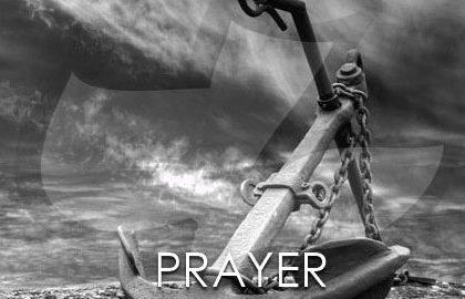Prayer – Life's Anchor