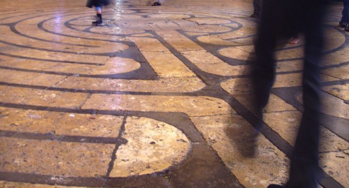 Lessons from a 'Christian' Labyrinth, Part 1