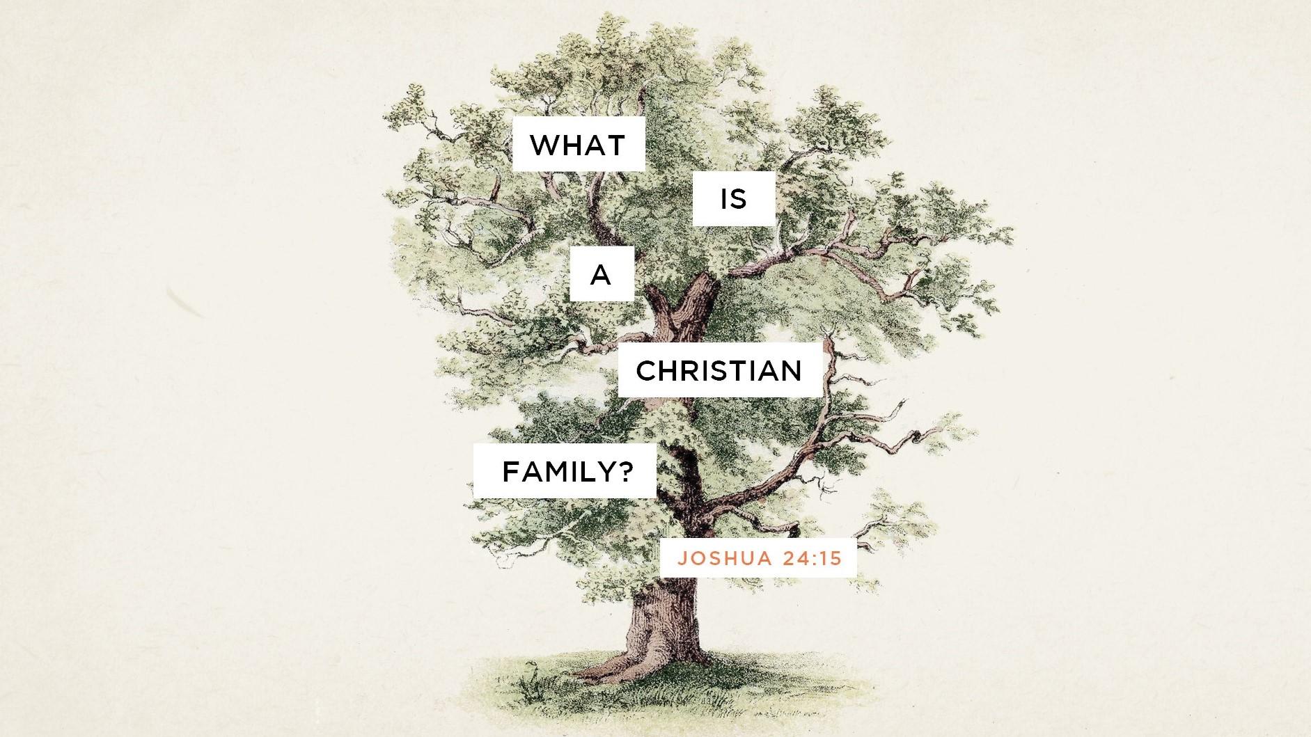Hosea, Gomer, Jesus & Me, Part 4:  A Family Manifesto - HGJM04