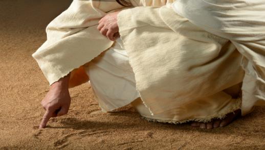 Hosea & Gomer, Jesus & Me, Part 8 - The Finger of God - HGJM08