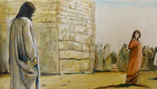 Hosea, Gomer, Jesus & Me, Part 9:  Standing Before Jesus, Alone - HGJM09