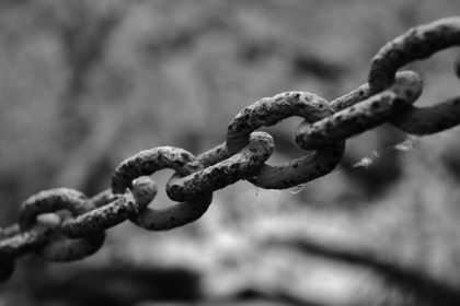 The Chains We Forge in Life