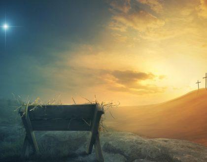 The Manger, The Cross & Christian Giving