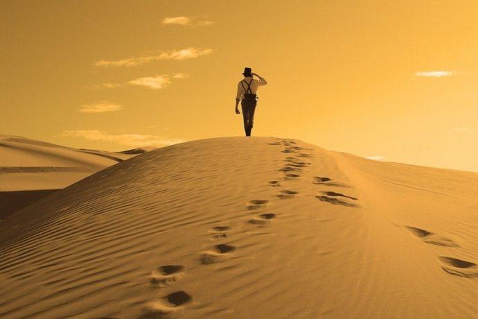 """What Are You Seeking?"" (John 1:35-42)"