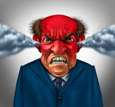 Anger:  How Do You Handle an Angry Person?