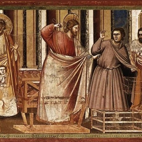The Lord Comes to His Temple (John 2:13-22)