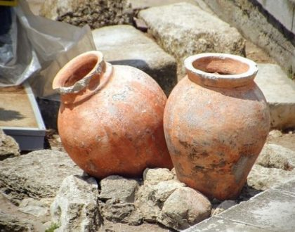 Earthy Vessels, Broken for the Lord