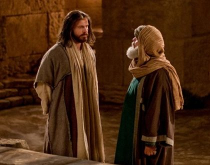 "Conversation with Nicodemus I: ""You Must Be Born All Over Again From Above"" - (John 3:1-8)"