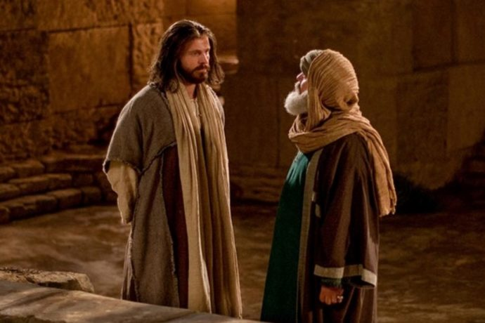 """Conversation with Nicodemus I: """"You Must Be Born All Over Again From Above"""" - (John 3:1-8)"""