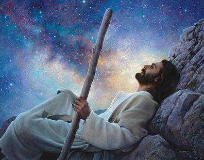 Jesus, Exhausted (John 4:5-6)