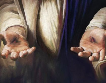 The Stranger on the Road, Part 3: The Hands that Invite Us to Follow