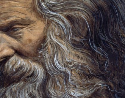 "Noah's Boat, Part 3: ""God Remembered Noah"""