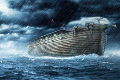 Noah's Boat, Part 2: The Earth was Corrupt and Filled with Violence
