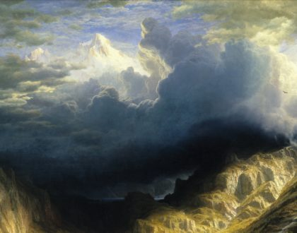 Pilgrimage to the Glory Cloud, Part 2: Entering In
