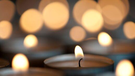 Vintage Polaroids, Part 2: Mary's Journey (Second Sunday in Advent: The Bethlehem Candle, Faith)