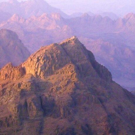 The Journey, Part 3: Meeting Jesus at Sinai