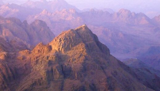 The Journey, Part 3: Meeting Jesus at Sinai
