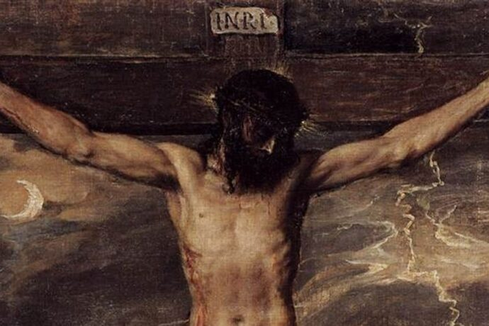 The Voice of Jesus, Dying (Good Friday, 2021)