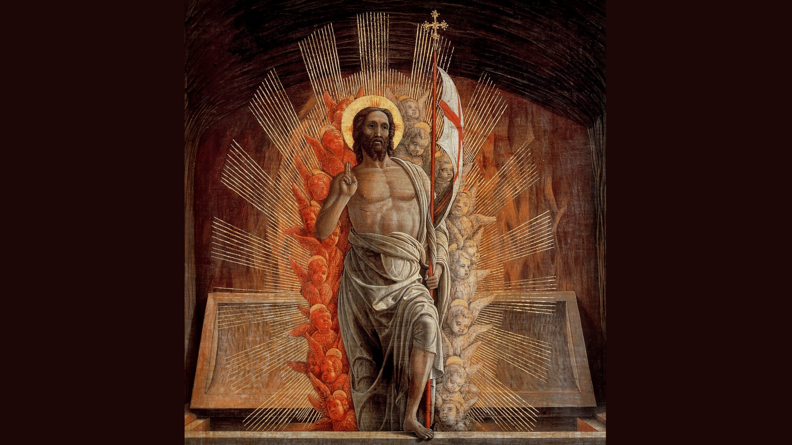 Wondrous Day! Jesus has Died, Descended to the Dead, and Risen Again to Life Forever!