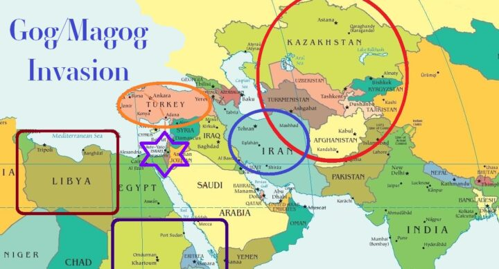 Five-Branch Tree of End-Times Bible Prophecy, Part 7: The Coming Invasion of Israel
